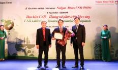 Thắng Lợi Group được tôn vinh doanh nghiệp vì cộng đồng 2020